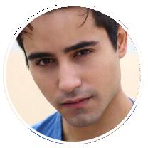 Evan Bittencourt, alum of Andrew Wood Acting Studio Los Angeles